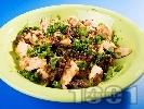 Снимка на рецепта Пиле с масло и галета